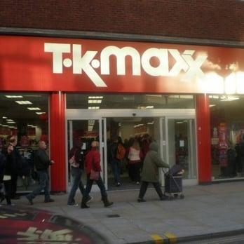 tk maxx 29 reviews department stores 57 king street. Black Bedroom Furniture Sets. Home Design Ideas