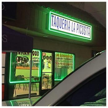 La Picosita Mexican Food Fontana Ca