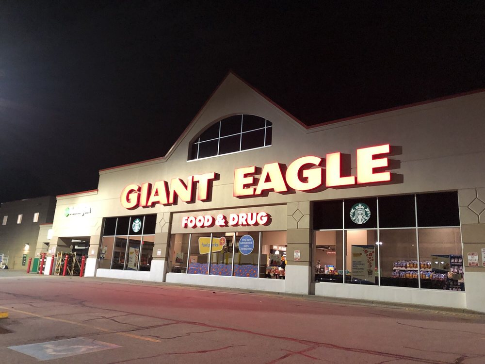 Giant Eagle: 4700 Belmont Ave, Youngstown, OH