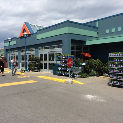 Canac Hardware Stores 1230 Rue Charles Albanel Quebec City