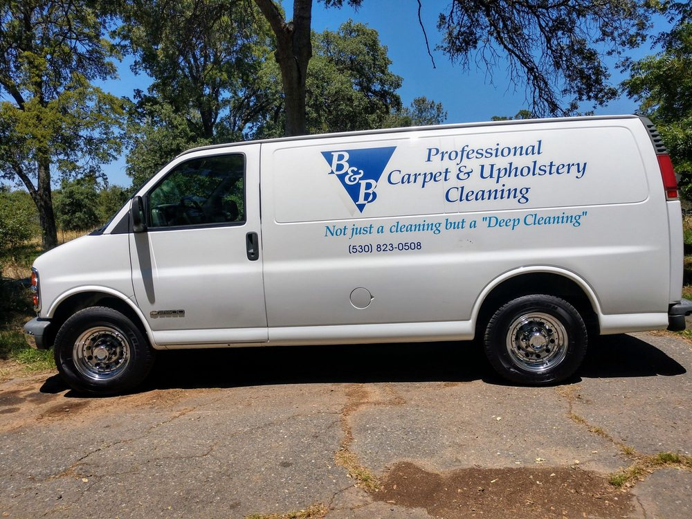 B & B Professional Carpet & Upholstery Cleaning
