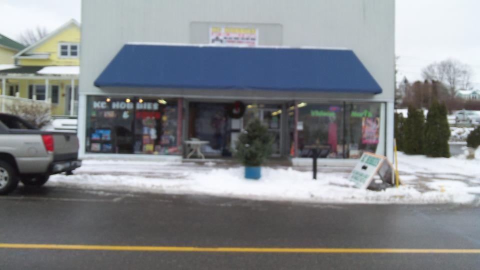 KC Hobbies and Toys: 110 N State St, Saint Ignace, MI