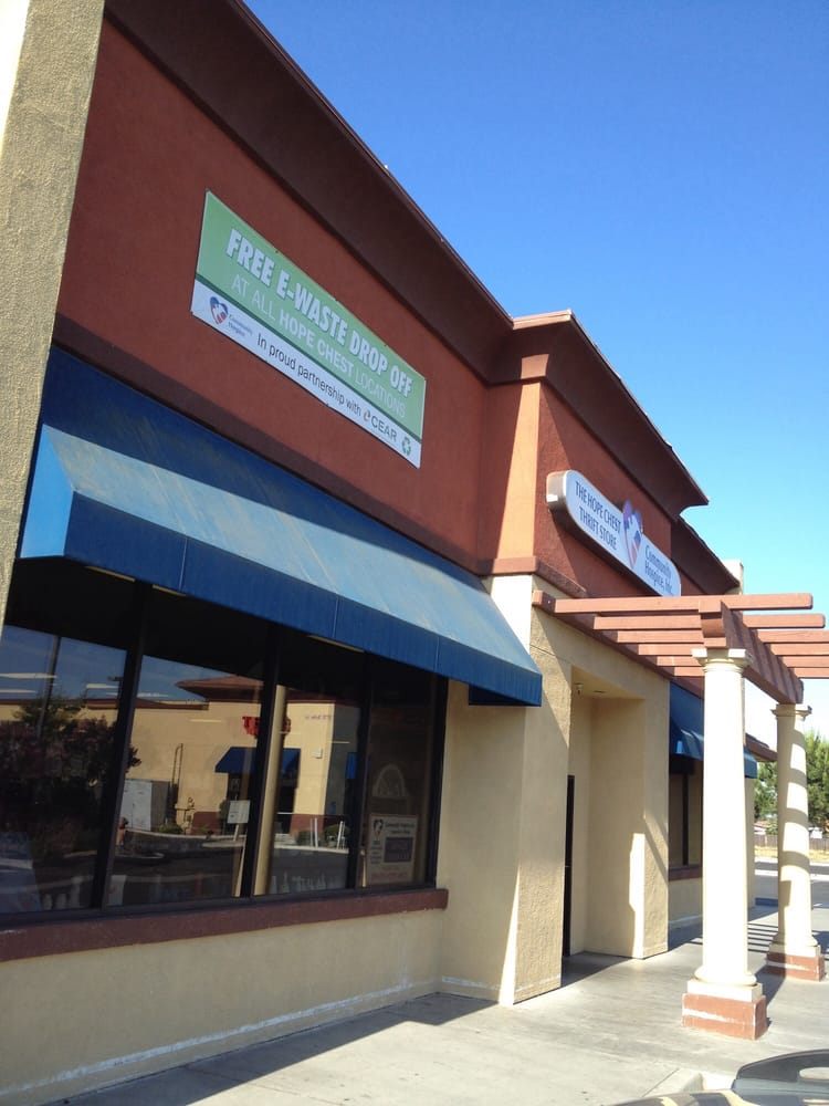 Community Hospice Hope Chest Thrift Store