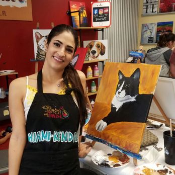 Painting with a twist kendall 97 photos 20 reviews for Painting with a twist locations near me