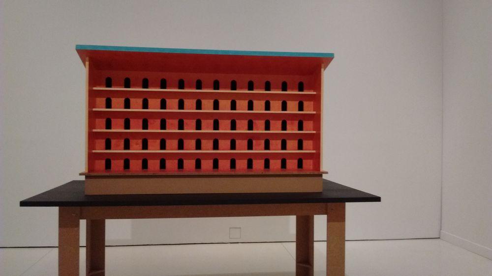 Caixaforum 86 foto e 55 recensioni musei paseo del - Giardino verticale madrid ...