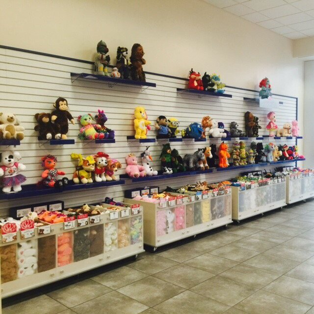 Build A Bear Workshop Toy Stores 112 Plaza Dr West Covina Ca United States Phone Number