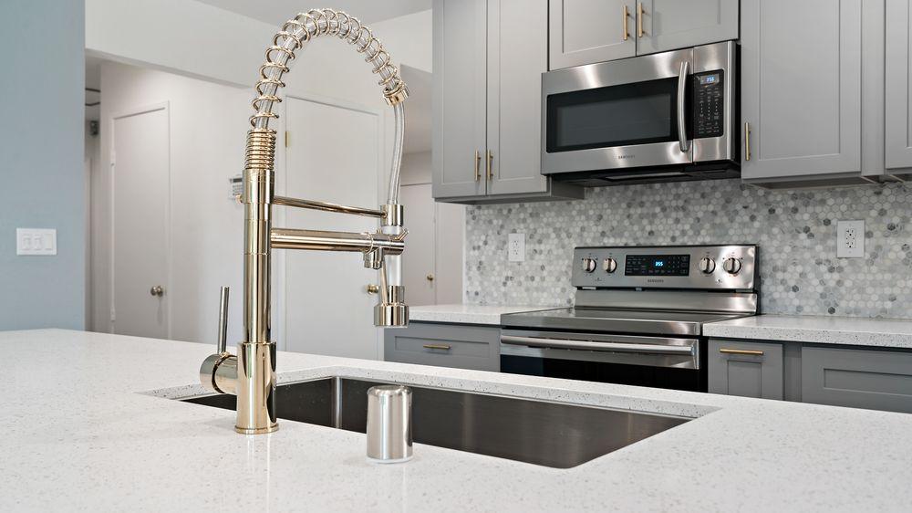 Terrific Kitchen Remodel Gorgeous Modern Faucet Under Mount Sink Download Free Architecture Designs Scobabritishbridgeorg