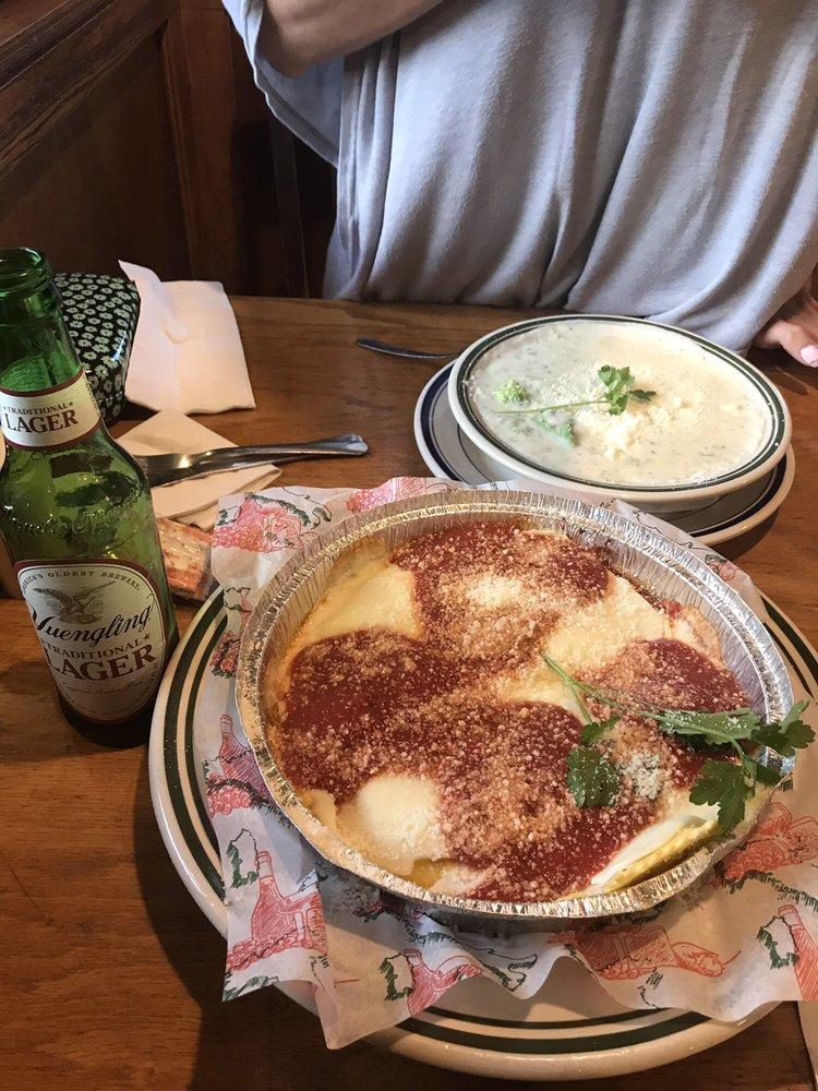 Castiglia's Italian Eatery: 401 S Mineral St, Keyser, WV