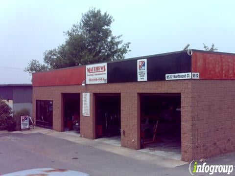 Matthews Towing & Automotive