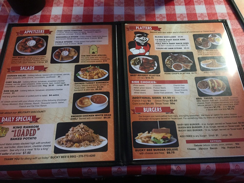 Bbq Restaurants Near Cave City Ky