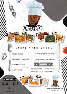 Chef Yeah: 1743 San Pablo Ave, Oakland, CA
