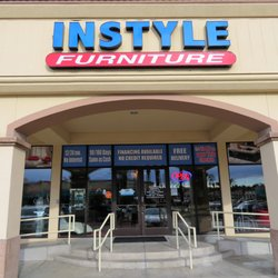 instyle furniture 100 photos 23 reviews furniture stores 2590 s decatur blvd westside. Black Bedroom Furniture Sets. Home Design Ideas