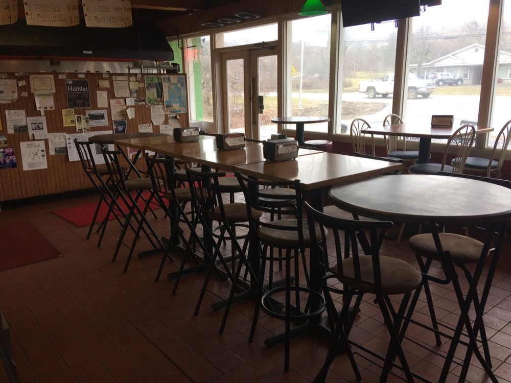 Little Sicily Pizza & Restaurant: 933 State Route 244, Alfred Station, NY