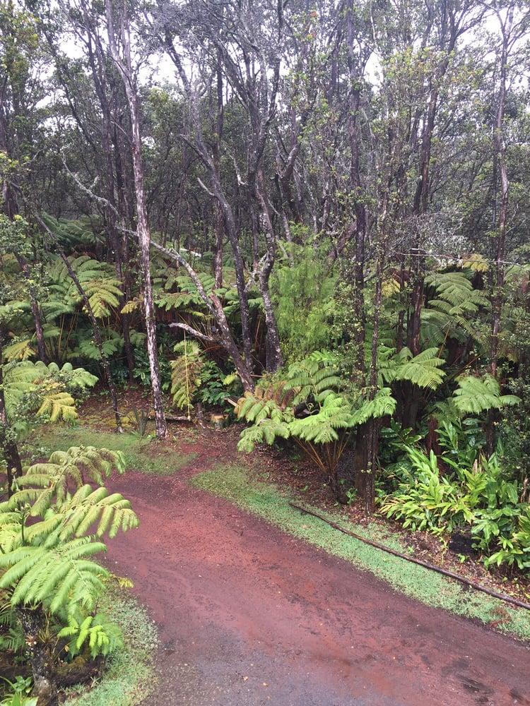 Aloha Crater Lodge Big Island