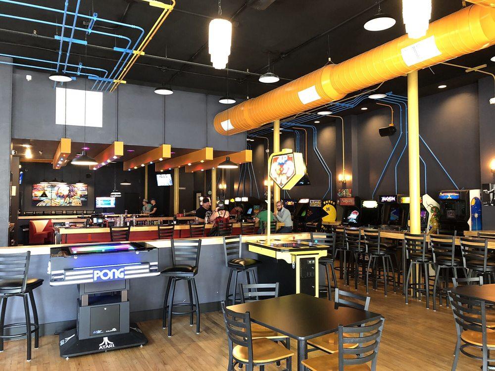 Lit Arcade Bar: 701 S Polk, Amarillo, TX
