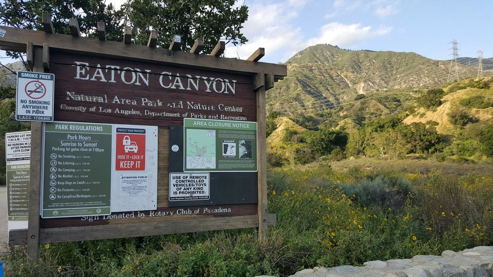 Photo of Eaton Canyon Natural Area - Pasadena, CA, United States. Eaton Canyon