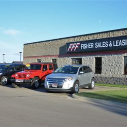 Ff Fisher Sales Leasing Car Rental 500 40th St Sw Fargo Nd