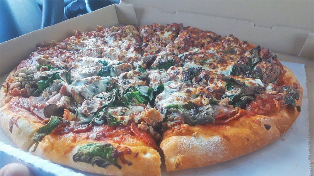 The Factory Pizzeria-Bistro-Mercantile: 111 S Main St, Perkins, OK
