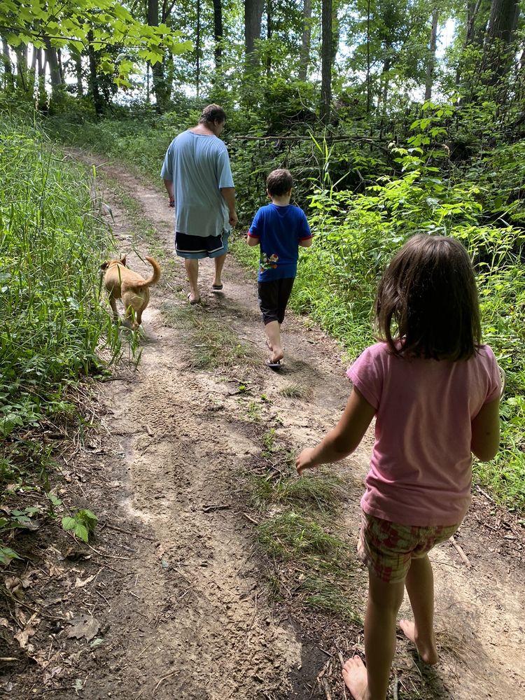 Sherwood Forest Campground: 5563 Sherwood Hwy, Olivet, MI