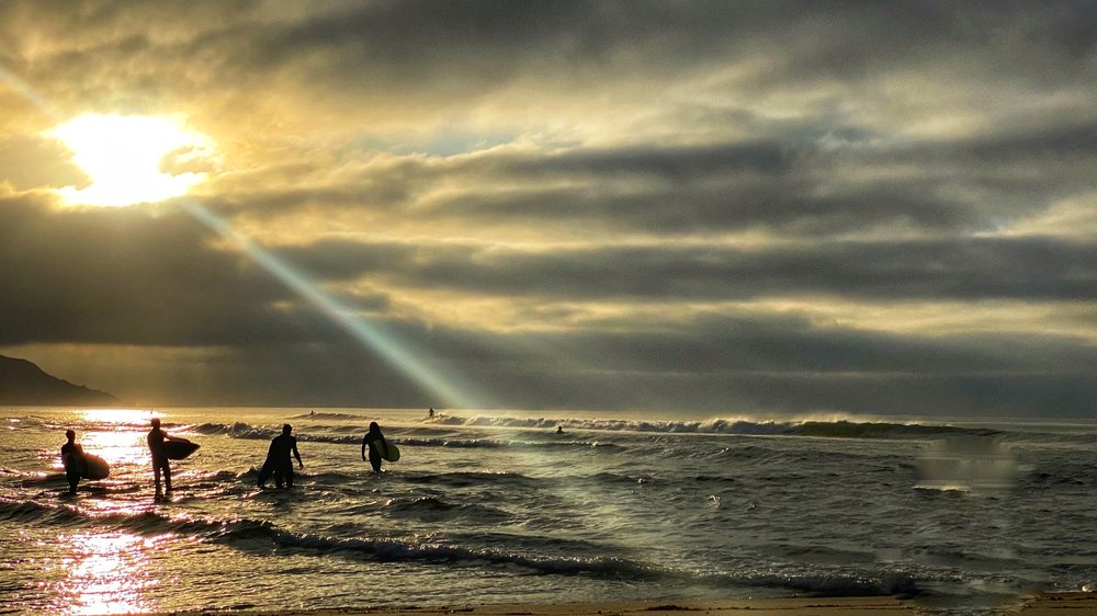 Social Spots from Malibu Lagoon State Beach