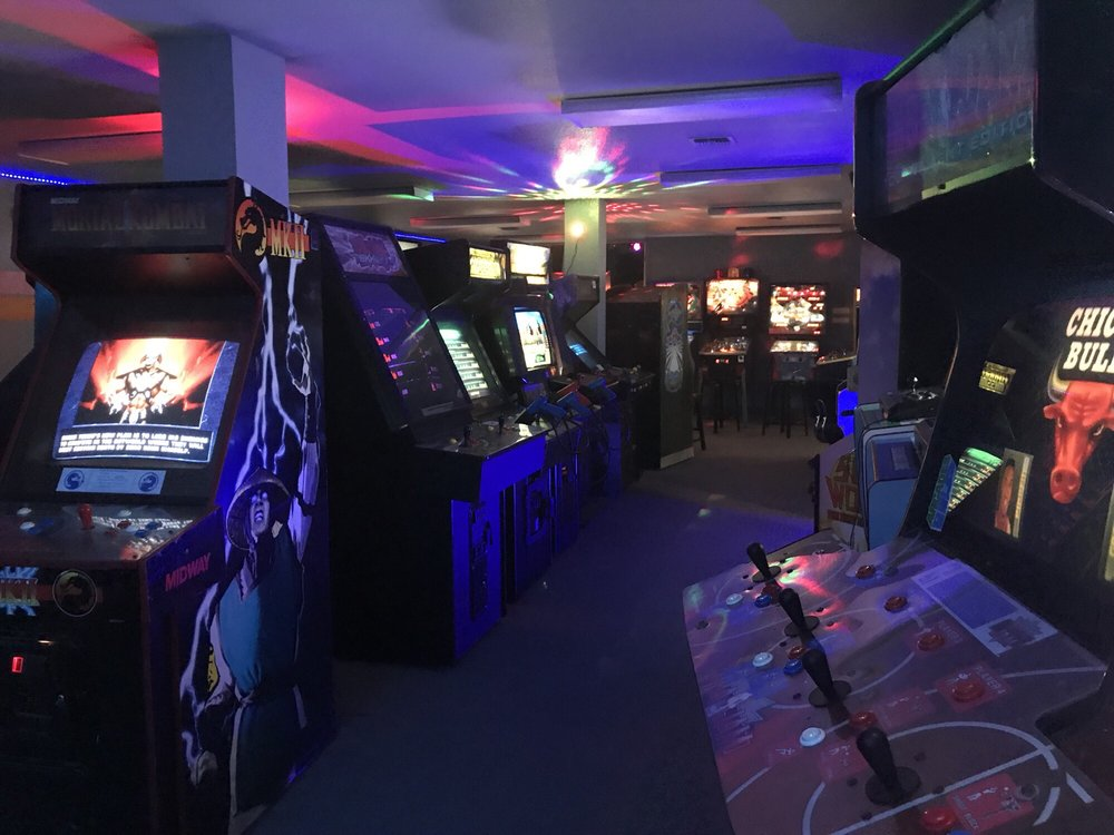 Texas Gamers Lounge