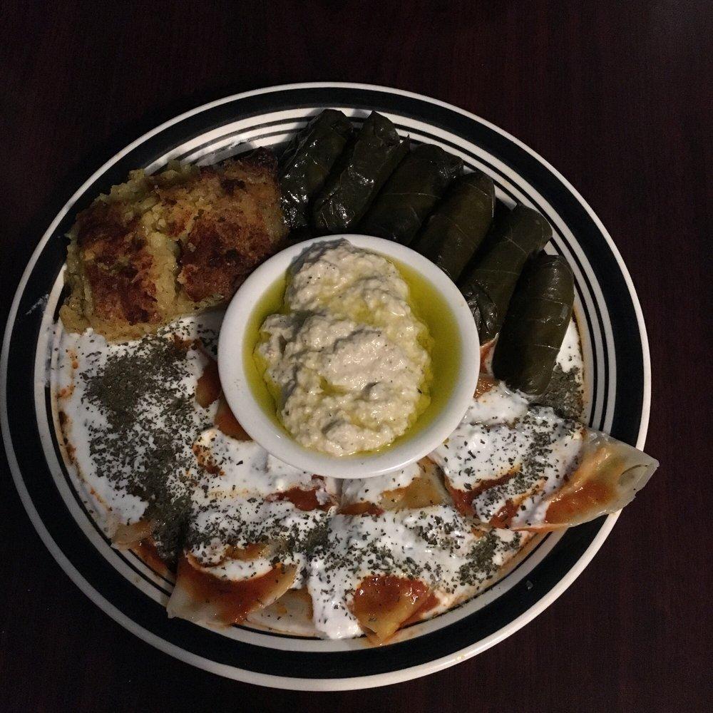 Aria Mediterranean Cuisine: 405 Dartmouth Ave, Swarthmore, PA