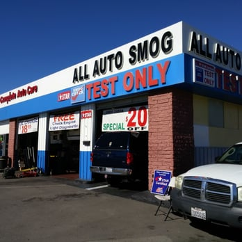 Photo Of All Auto Test Only Smog Check Center Garden Grove Ca United