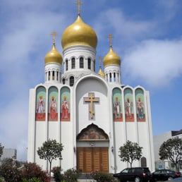 Holy virgin cathedral very
