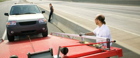 Towing business in Ontario, OR