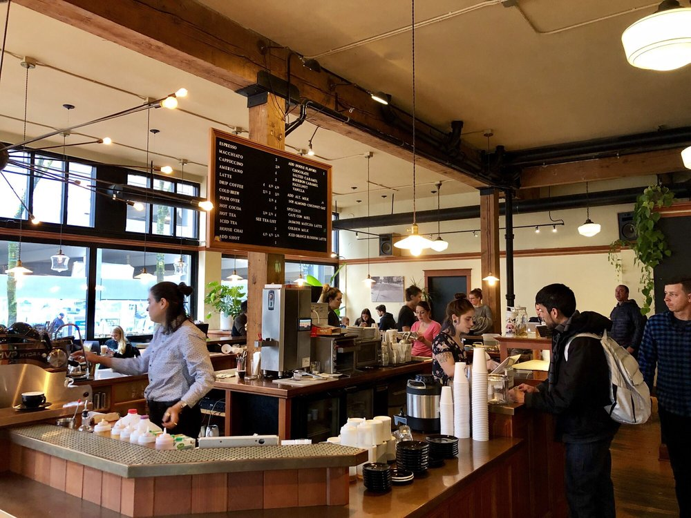 Case Study Coffee: 802 SW 10th Ave, Portland, OR
