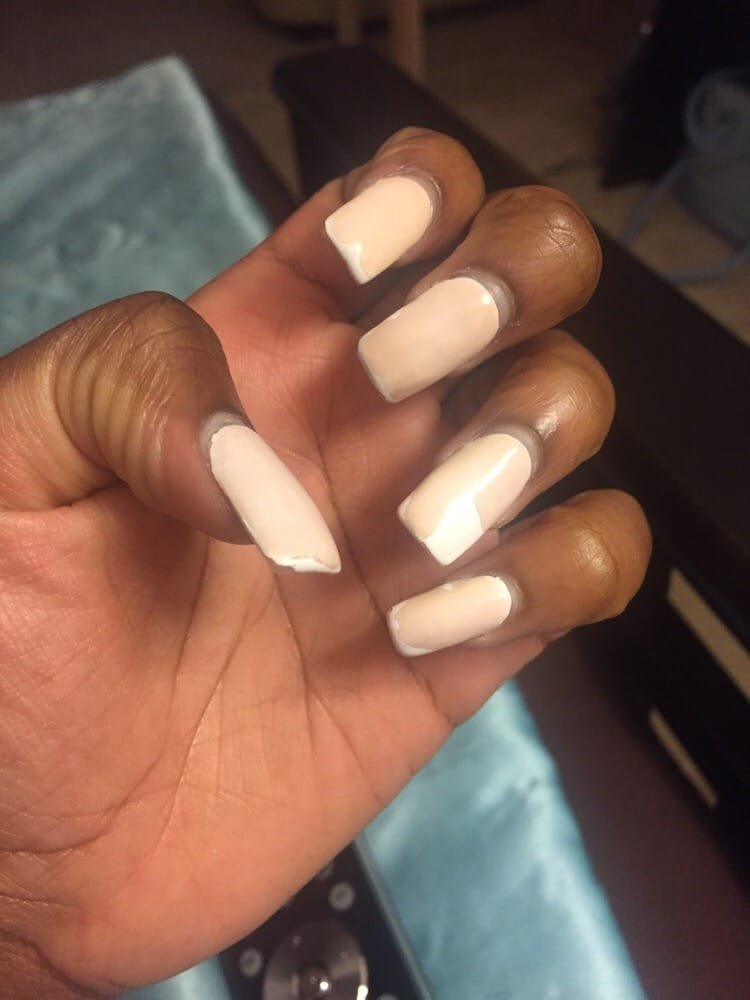 I will never go back to this nail salon AGAIN - Yelp