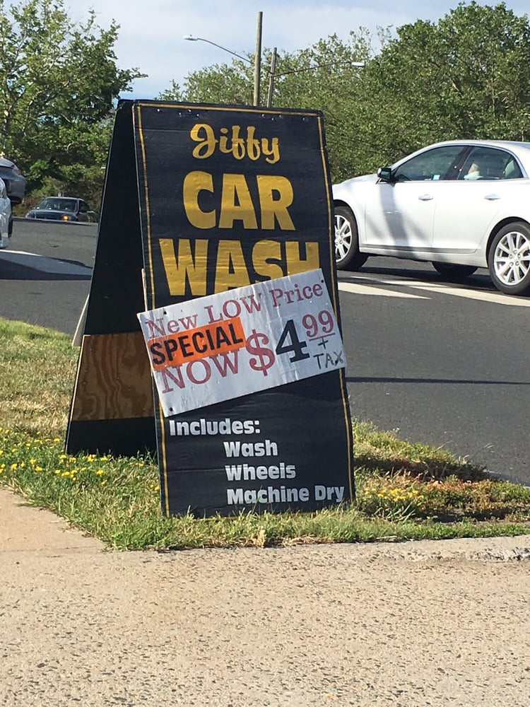 Jiffy Car Wash: 1535 Albany Ave, Hartford, CT