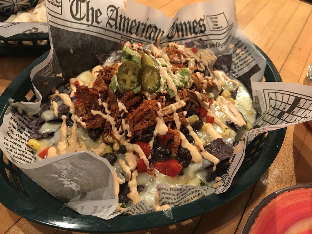 Sexi-Mexi Burrito Bar: 21 E Boscawen St, Winchester, VA