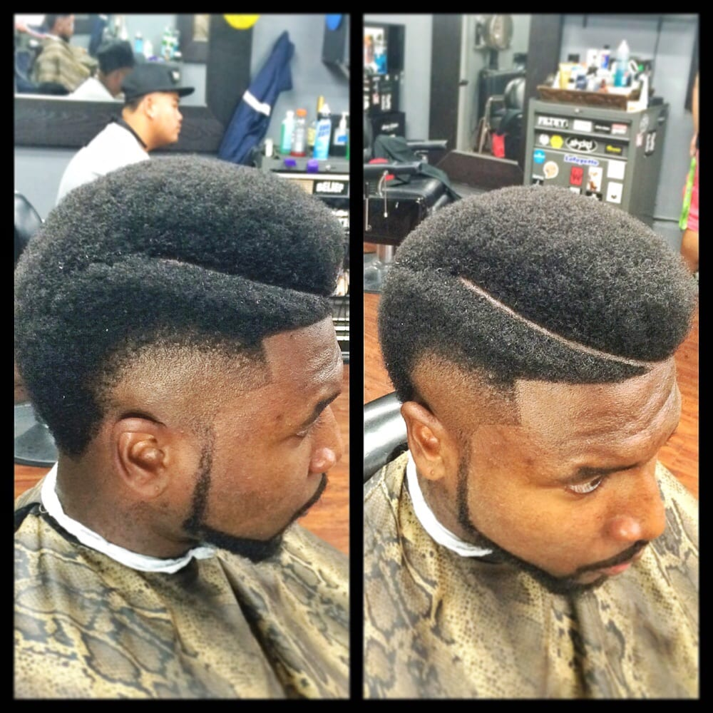 High Temp Fade Mixed With Colombian 7 Fade Part