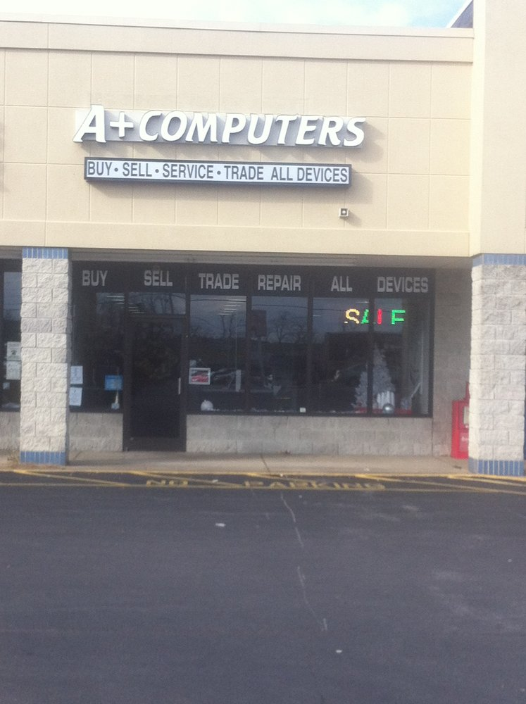 A Plus Computers: 920 Jamestown St, Columbia, KY