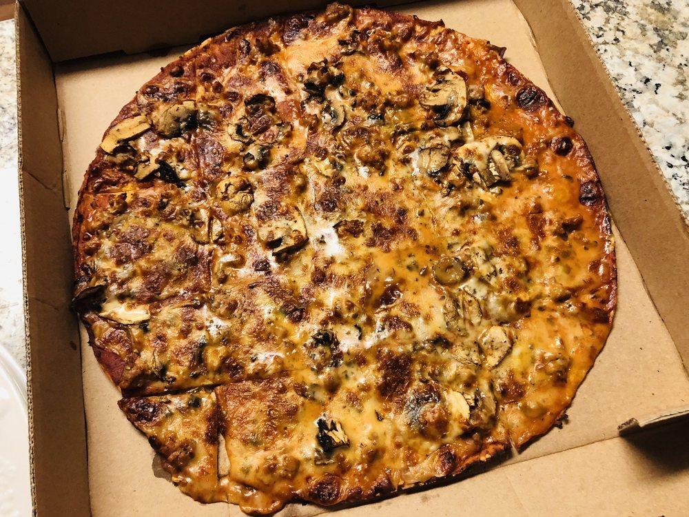Addys pizza: 108 Cecil St, Camdenton, MO