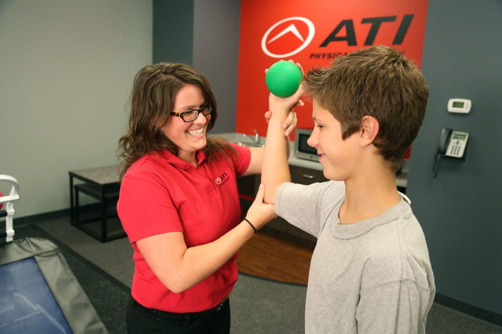 ATI Physical Therapy: 68 Consumer Center Dr, Chillicothe, OH