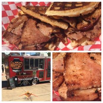 Waffled Food Trucks Oklahoma City Ok Restaurant Reviews Yelp
