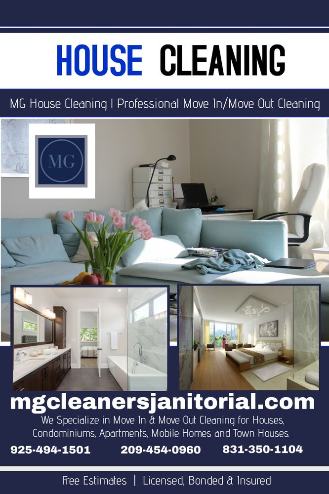 MG House Cleaning: Newman, CA