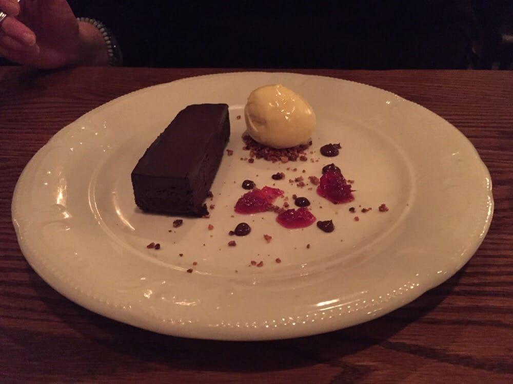 Flourless Chocolate Cake Omaha