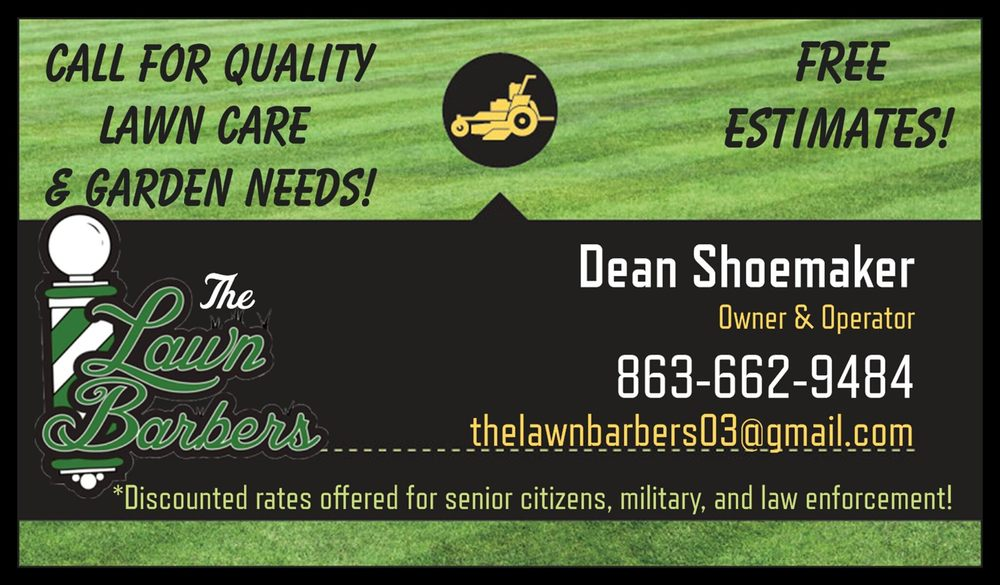 The Lawn Barbers: Dundee, FL