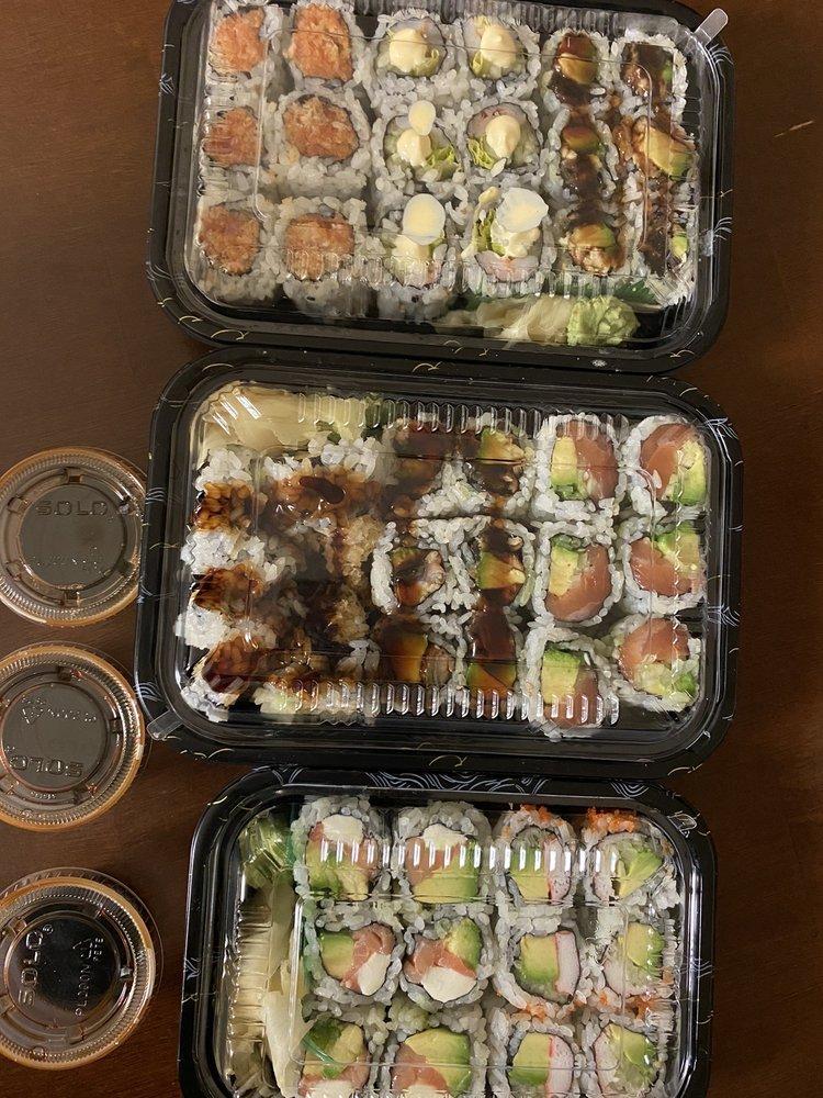 Ninja Sushi: 13452 New Hampshire Ave, Silver Spring, MD