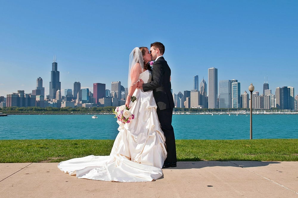 Photo Of Wedding Now Chicago Il United States Thanks To Allie
