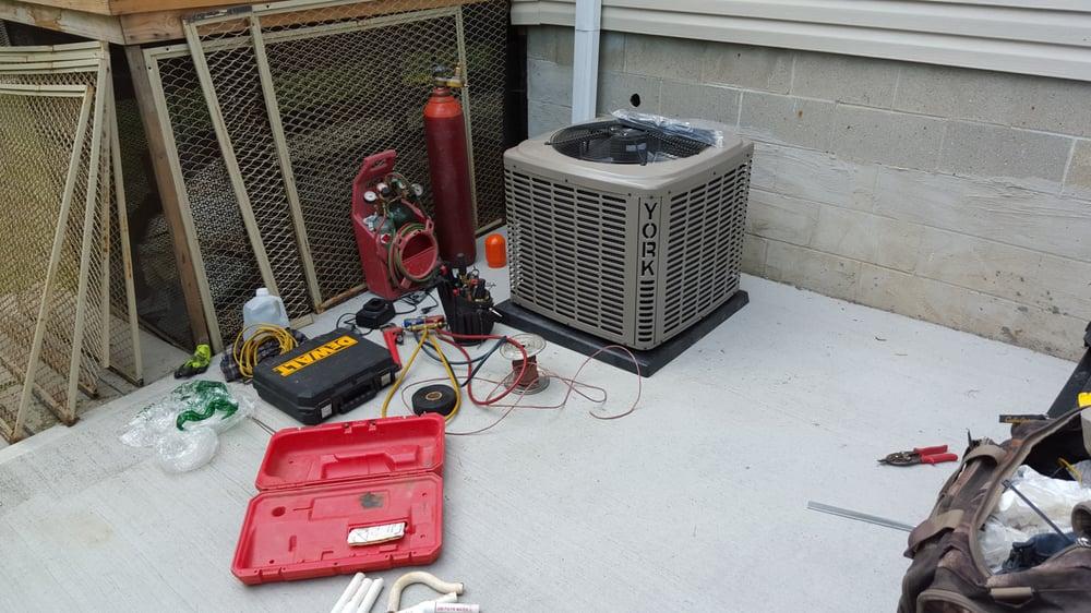 Air comfort systems 11 foto riscaldamento aria for Cabine nei pini logan oh