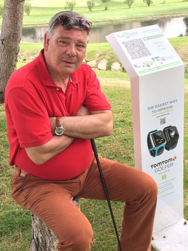 Golfclub Las Regas: Calle Presidente Adolfo Suárez, 2, Benidorm, A