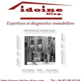 lattes diagnostic immobilier eco tarifs 04675874761 idoine diag property d placement. Black Bedroom Furniture Sets. Home Design Ideas