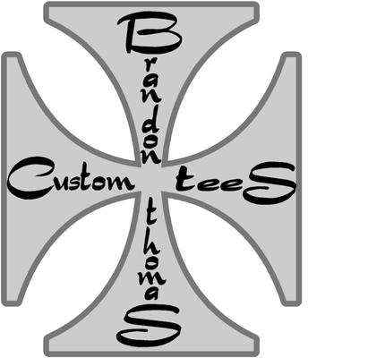 Brandon thomas custom tees screen printing t shirt for T shirt printing brandon fl