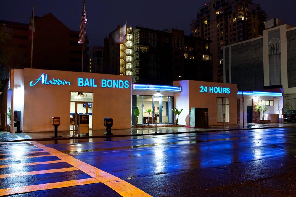 Aladdin Bail Bonds: 11 W Mathews Rd, French Camp, CA