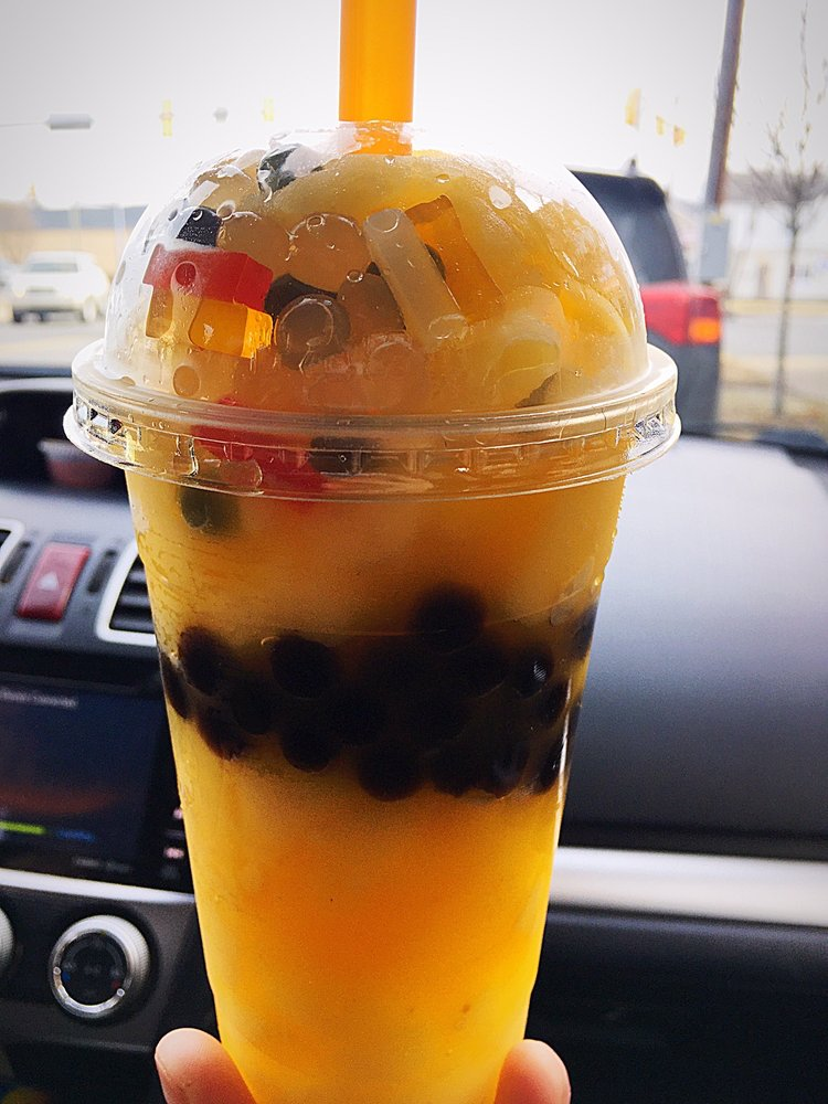 Black Pearl Bubble Tea: 544 East St, Bloomsburg, PA
