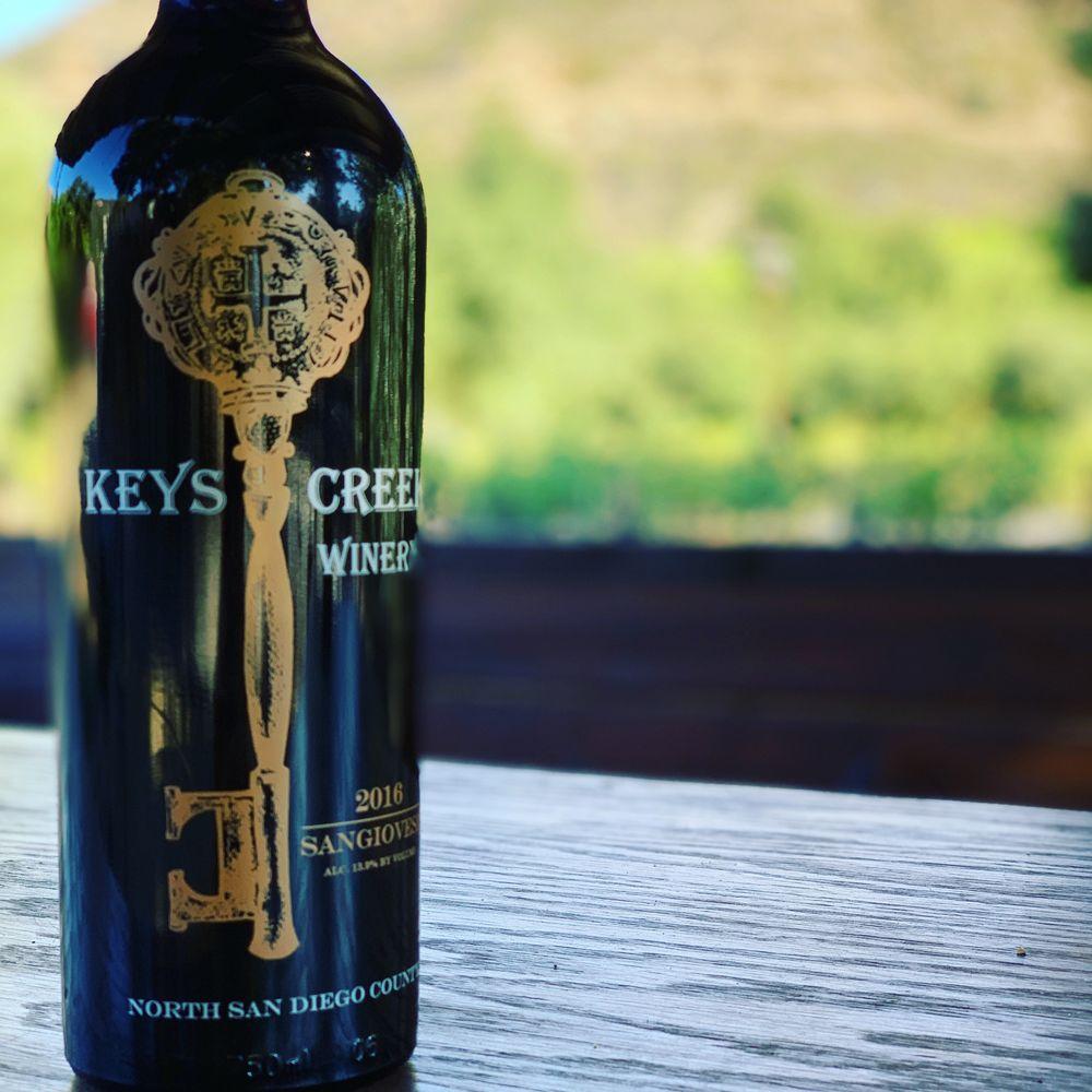 Keys Creek Winery: 27118 N Broadway, Escondido, CA